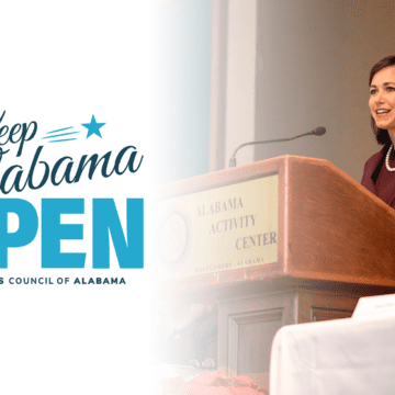 Business Council of Alabama launches 'Keep Alabama Open' initiative