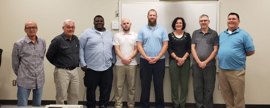 First veterans registered apprenticeship program launched in Alabama