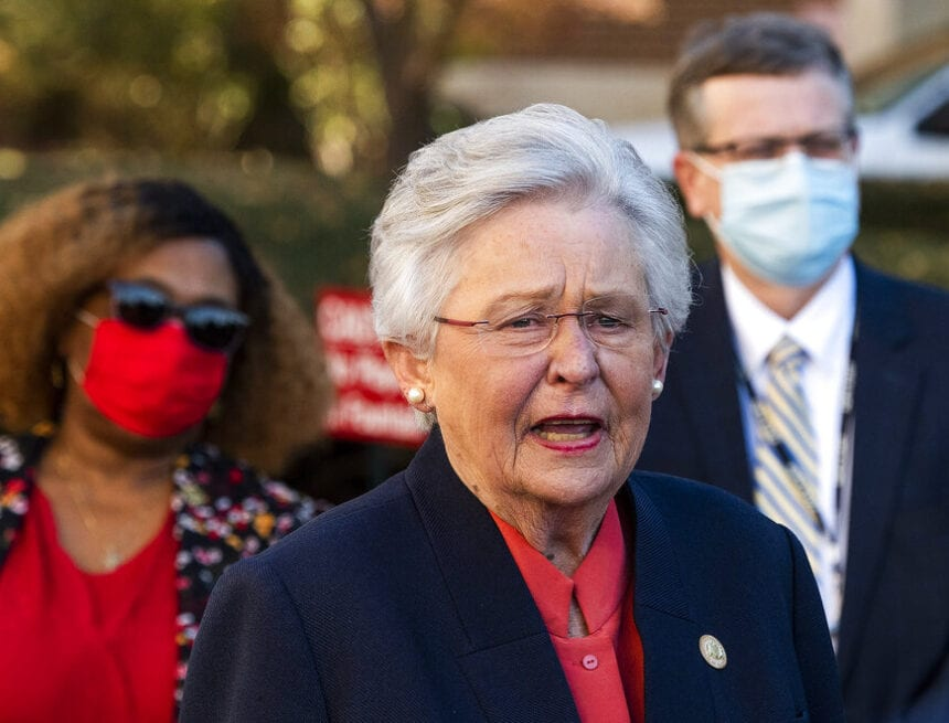 Health officials urge Ivey to extend Alabama's mask order