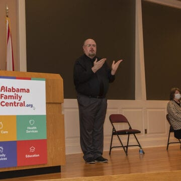 State launches Alabama Family Central website
