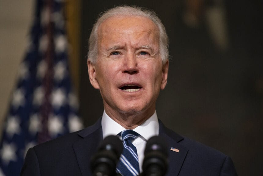 Virus aid package tests whether Biden, Congress can deliver