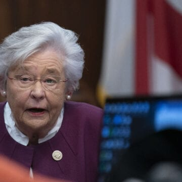 Ivey wants pay raises for teachers and state employees