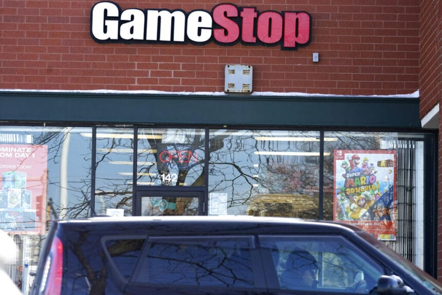 For GameStop day traders, the moment they've dreamed about