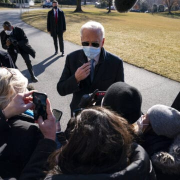 Dems propose $1,400 payments as part of Biden virus relief