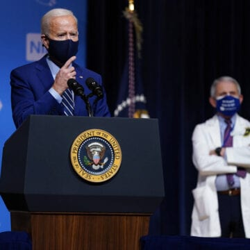 Biden: US securing 600 million vaccine doses by July